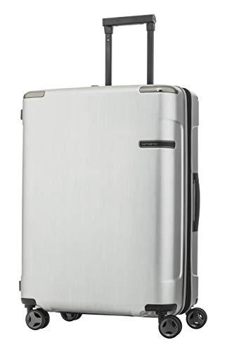[サムソナイト] スーツケース キャリーケース エヴォア スピナー69 保証付 82L 69 cm 4.7kg ブラッシュドシルバー