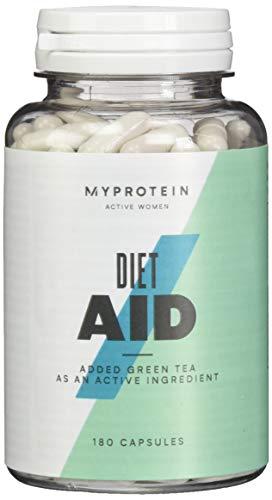Myprotein - Active Woman Diet Capsules - 180 Capsules - Diätmittel für Frauen, 700 g
