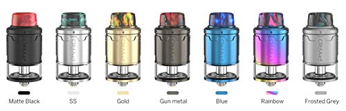 Vandy Vape Pyro V3 RDTA Tank 4ML Capacidad con 0.33ohm Fusionado Clapton Coil...