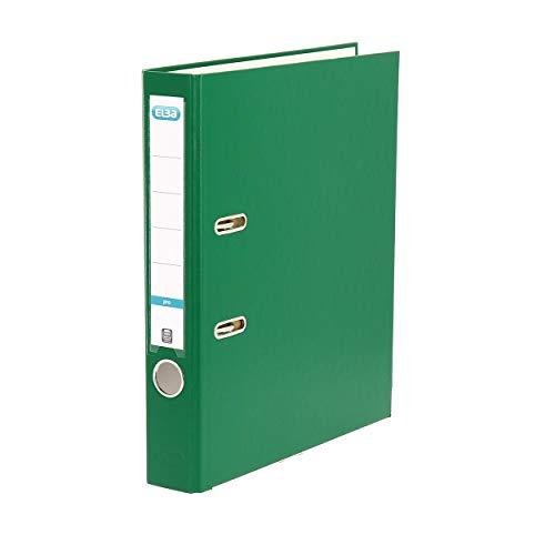 Elba Rado Top 100023255 - Archivador palanca forrado en polipropileno, A4, color verde