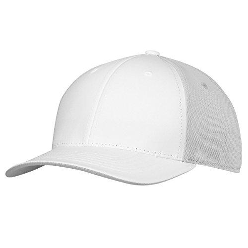 adidas Herren Climacool Tour- Crestable Baseball Cap, Weiß (Weiß Weiß), X-Large (Tamaño del Fabricante:L/XL)