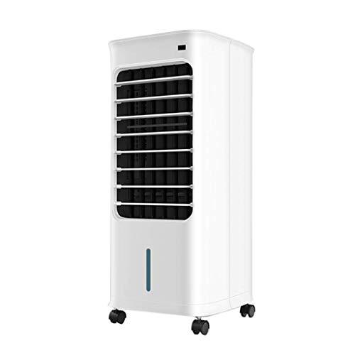 El Enfriador Evaporativo No Tiene Ruido, Ventilador De Aire Acondicionado De Ahorro De Energía 1Kw / H, Control Remoto 7H, Adecuado para Dormitorio/Sala De Estar/Oficina