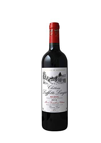 CHÂTEAU LAFFITTE LAUJAC 2014 - BOUTEILLE - Grand Vin Rouge de Bordeaux Médoc - Médaille d'argent Concours de Bordeaux 2018