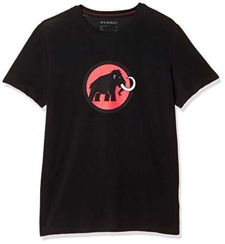 Mammut Classic T-Shirt Homme Black FR: 2XL (Taille Fabricant: XXL)