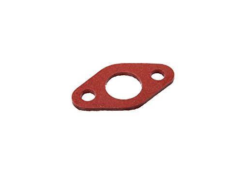 Flanschdichtung rot 19mm Simson S51, S53, S70, S83, SR50, SR80, Schwalbe KR51/2