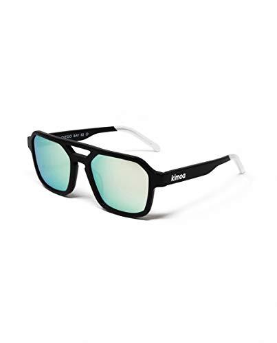 Kimoa - San Diego Gafas, Negro, Normal Unisex Adulto