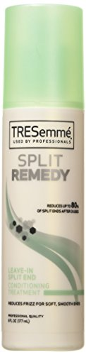 best leave-in treatment for split ends