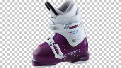 TECNOPRO Skischuhe Ski-Stiefel G50 Lila/Weiß 26 ½