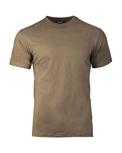 Mil-Tec Camiseta de manga corta para hombre, diseño clásico del ejército, disponible...