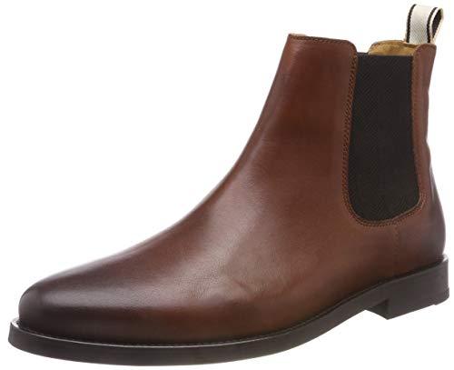 GANT MAX Chelsea Boots, Braun