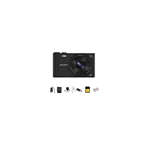 Sony Cyber-Shot DSC-WX350 Digital Camera, 18.2MP,...