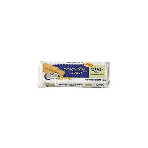 ijsalut - gall. coco relleno barquillo diet-radisson 200 gr
