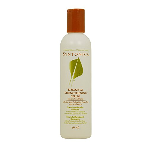 Syntonics Botanical Strengthening Serum Leave-in 8-ounce Conditioner