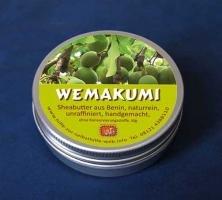 Sheabutter Wemakumi 50g von Dragonspice Naturwaren