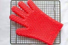 Harlov Silicone BBQ Gloves One Pair product image