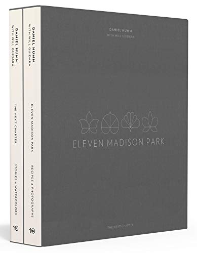 Eleven Madison Park: The Next Chapter (Signed Limited Edition): Stories & Watercolors, Recipes & Photographs