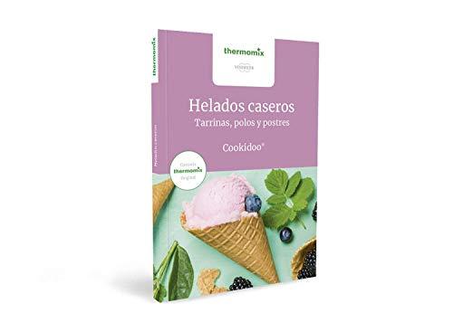 Libro cómo hacer helados
