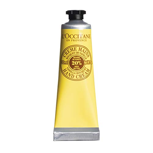 Crema Manos Ramo de Vainilla Karité - 30 ml - L'OCCITANE