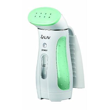SALAV TS-01 Green Travel Handheld Garment Steamer