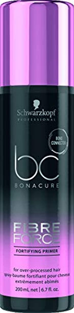 リボン試験大腿シュワルツコフ BC Bonacure Fibre Force Fortifying Primer (For Over-Processed Hair) 200ml/6.7oz並行輸入品