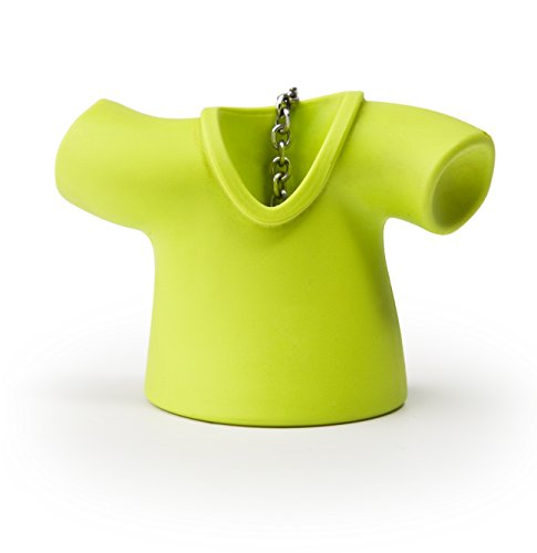 QUALY QL10099G Tee-Ei Tea- Shirt Kunststoff, grün