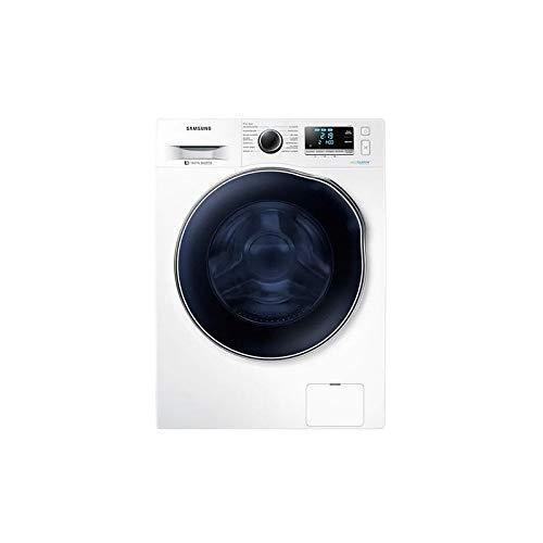 Lavadora secadora Samsung Ecobubble WD90J6A10AW/EC de 9 Kg y 1.400 rpm