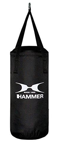 Hammer Boxsack Fit Schwarz, Schwarz, One size, 92340