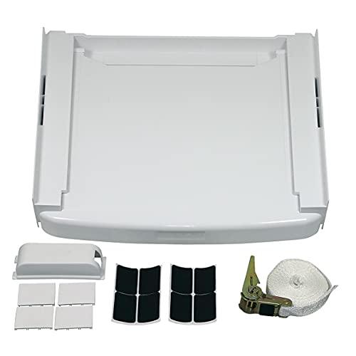 Kit de superposition universel avec tablette coulissante SKS100 (98408-14864) Accessoires et entretien 484000008436 WPRO