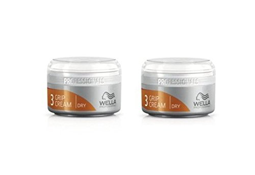 Wella Grip Cream Creme Wachs 2 x 75 ml Styling Dry Professionals