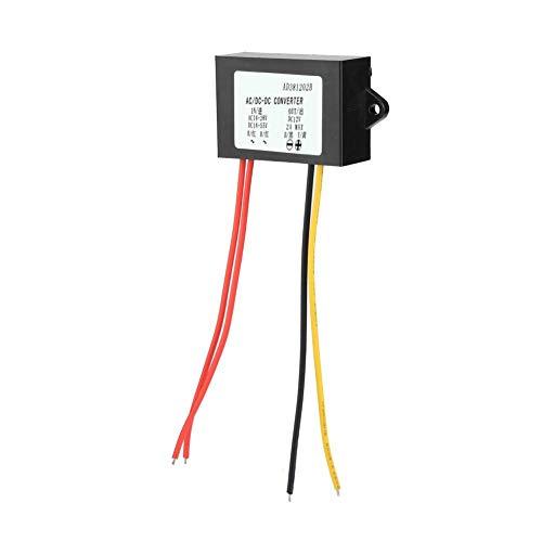AC36V-DC12V 2A Netzteil Modul Konverter Regler für Auto Audio