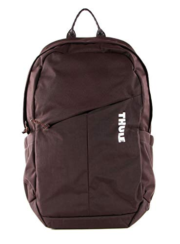 Thule unisex_adult Sac à dos Campus Notus Backpack TCAM-6115 BLACKEST PURPLE Daypack, S