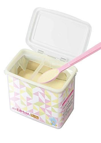 森永 E赤ちゃん エコらくパック はじめてセット 800g (400g×2袋)【入れかえタイプの粉ミルク】[新生児 赤ちゃん 0ヶ月~1歳頃]