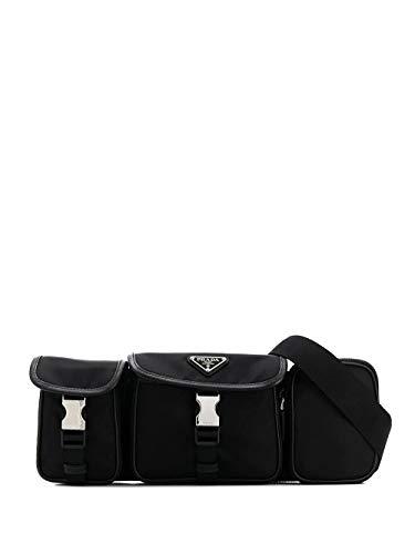 Luxury Fashion | Prada Heren 2VL018064F0002 Zwart Polyamide Heuptas | Lente-zomer 20