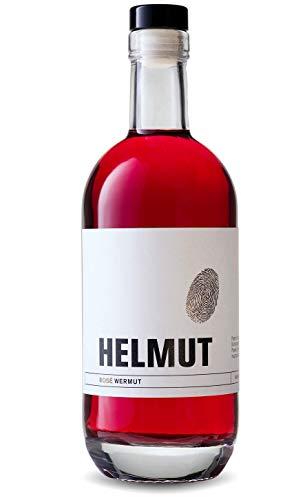HELMUT der Rosé - Rosé Wermut (1 x 0.75 l). Deutscher Premium Vermouth, handgefertigt in Hamburg.