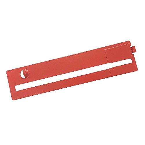 Ryobi 089037011710 Throat Plate for RTS21 Table Saw - Orange