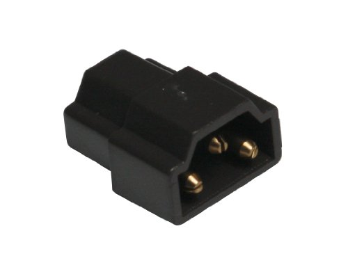 American Lighting ALC-CON-BK Inline Connector, Dark Bronze