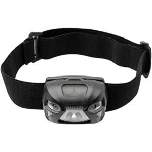 Linterna LED frontal profesional – Pilas no incluidas.