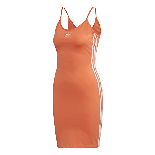 adidas Originals Robe Femme Strap - Orange - FR 42