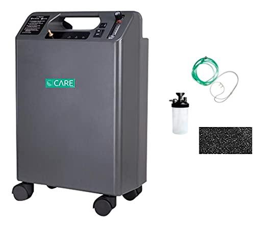 Concentrador de oxígeno 5l Mod. ZY-5AF grado médico COFEPRIS