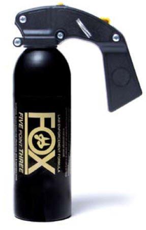 Fox Labs Law Enforcement Defense Spray 12 Ounce Pistol Grip Fog