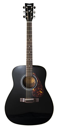 Yamaha F370 Guitare Acoustique Folk Black –...