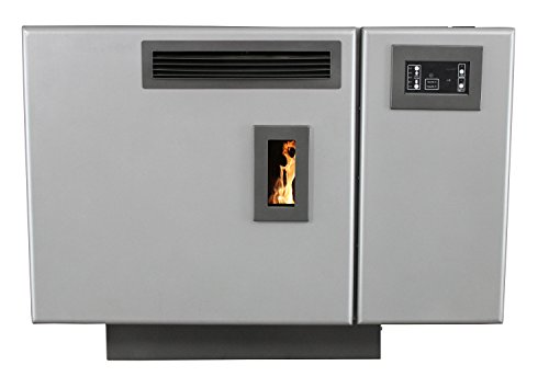 US Stove 4840 Wall Mount Direct Vent Pellet Heater
