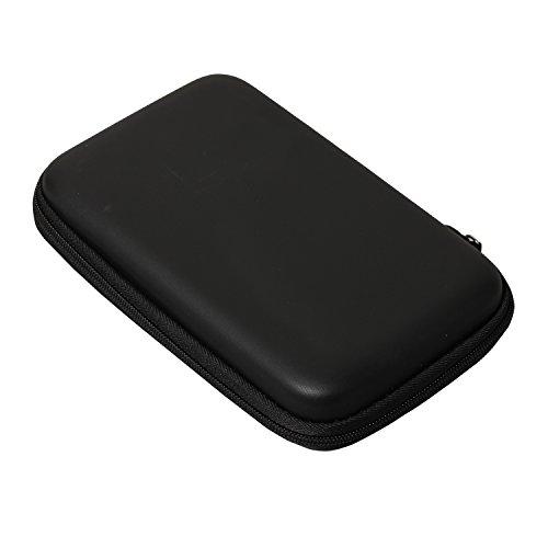Timorn Eva Schutzhülle Cover Hard Storage Tasche Tragetasche für 3DS LL (Schwarz)