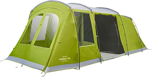 Vango Stargrove II 450 Herbal Green 4 Man Tunnel Tent - 2020