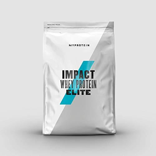Impact Whey Protein Elite Schokolade 2,5 kg - Premium Molkenprotein Eiweiß BCAA - MyProtein