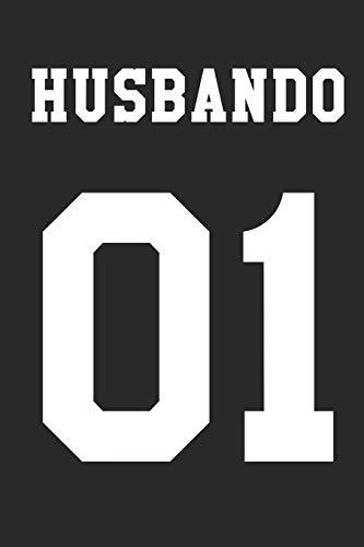 Husbando 01: Notizbuch A5 für Anime Merch und Manga Liebhaber und wahre Otaku I No Waifu No Laifu I Sei Husbando mit Waifu I A5 (6x9 inch.) I Geschenk I 120 Seiten I Kariert