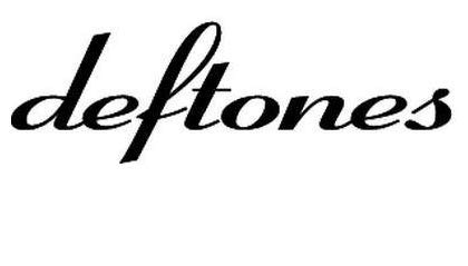 Deftones Rock Band - Sticker Graphic - Auto, Wall, Laptop, Cell, Truck Sticker for Windows, Cars, Trucks