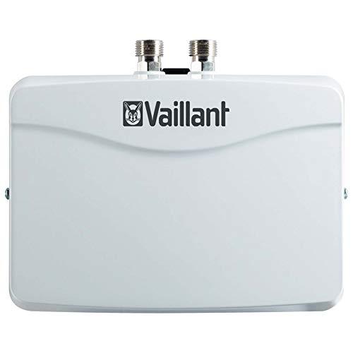 Vaillant mini VED H 3/2 N 0010018600 elektrischer Durchlauferhitzer weiß