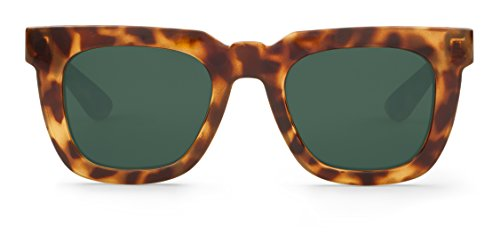 Mr. Boho | Melrose | Tortoise - Gafas de sol para hombre y mujer