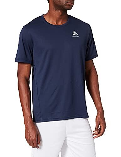 Odlo Essential Light - Maglietta da Uomo Navy L